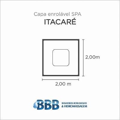 Capa Spa Enrolável Spa Itacare Bom Banho
