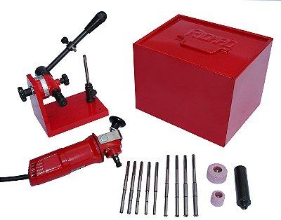 Conjunto Retífica Sede Válvulas Elétrica RS-75-E - Riomaq