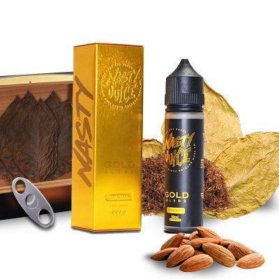 NASTY JUICES - TOBACCO GOLD BLEND - 60ML