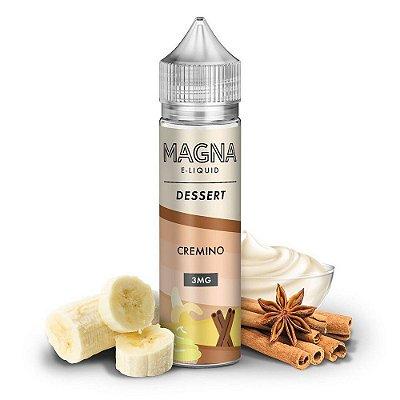 MAGNA E-LIQUID - CREMINO - 60ML