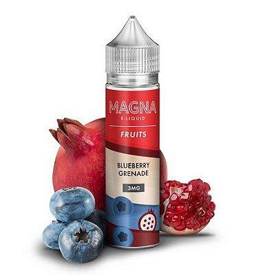 MAGNA E-LIQUID - BLUBERRY GRENADE - 60ML