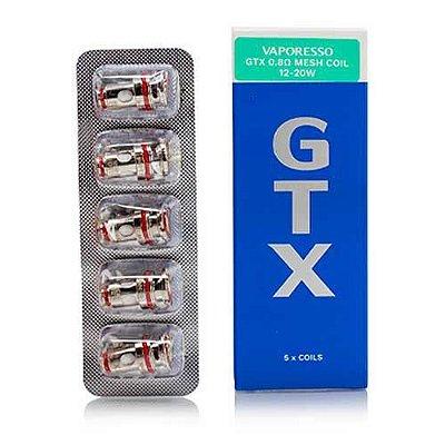 Resistência (coil) Vaporesso GTX MESH 0.8 Ohm unidade