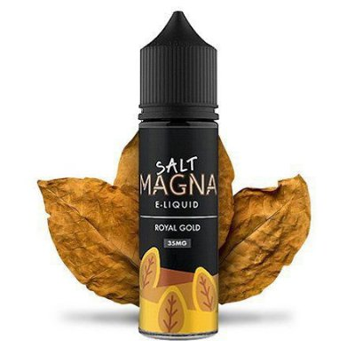 MAGNA NicSalt - Royal Gold - 15ML