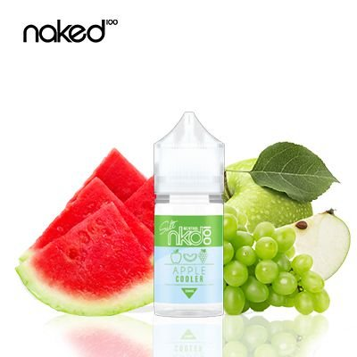 NAKED 100 NicSalt - Apple Cooler - 30ML