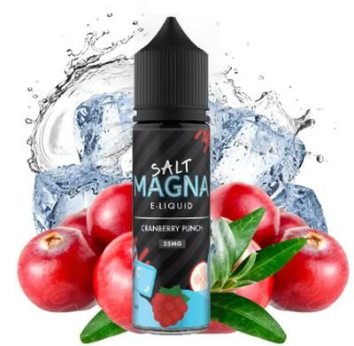 MAGNA NicSalt - Cranberry Punch - 15ML