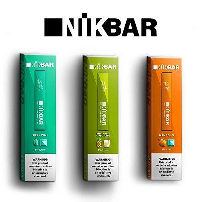 Pod Stig Nikbar 5% 1,3ml (descartável) - Unidade