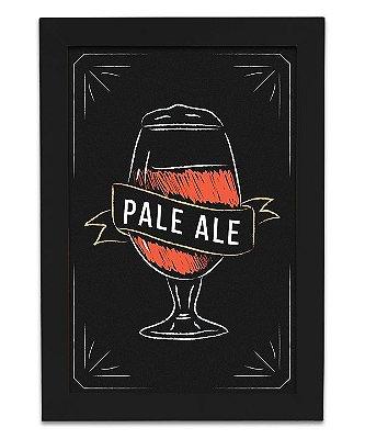 Quadro Cerveja Pale Ale
