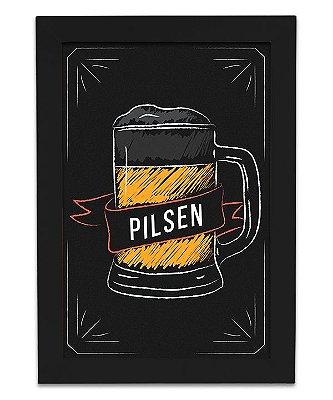 Quadro Cerveja Pilsen