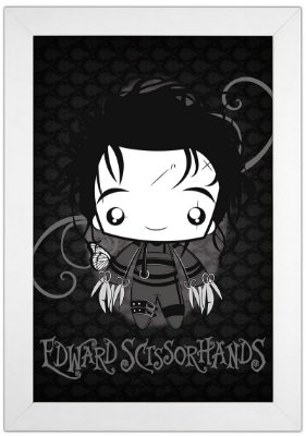 Quadro Edward by Toonicos