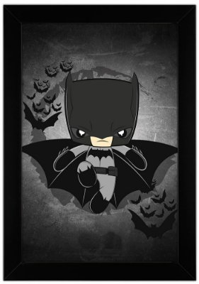 Quadro Batman by Toonicos
