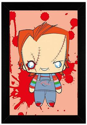 Quadro Chucky by Toonicos