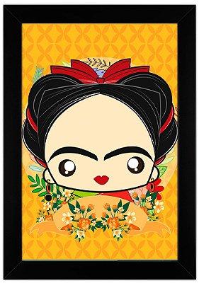 Quadro Frida by Toonicos