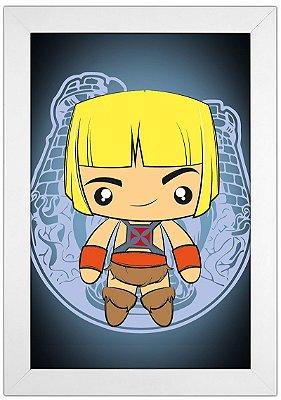 Quadro He-man by Toonicos