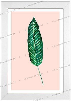 Quadro Minimalista Nature - Coleção Botanique