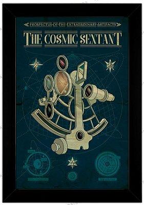 Quadro Sextante Cósmico