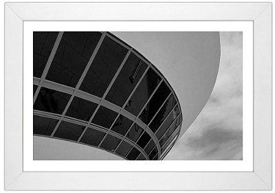 Quadro de Fotografia - Museu de Arte Contemporânea de Niterói