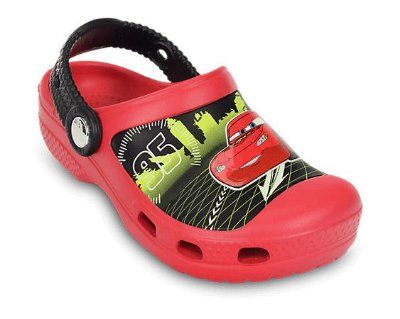 CALCADO LIGHTNING MCQUEEN CLOG 14831R - RED