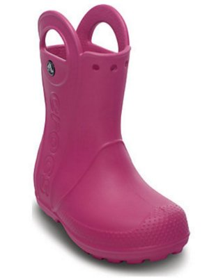 CALCADO RAIN BOOT KIDS - 12803 - FUCHSIA