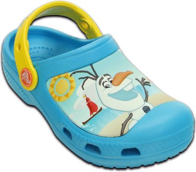 CALCADO X CC OLAF CLOG X201503 - ELECTRIC BLUE