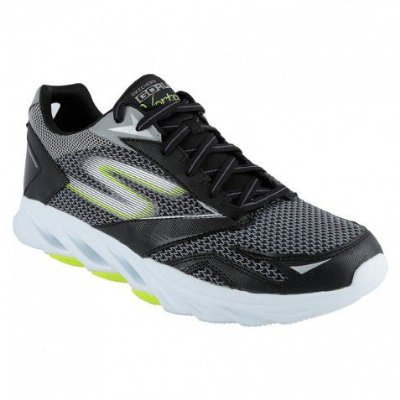 SKECHERS GO RUN VORTEX 54080 - BLACK/WHITE