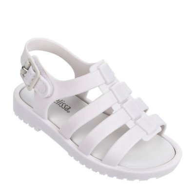 MINI MELISSA FLOX 31675MP - BRANCO COCO