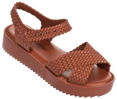 MELISSA HOTNESS + SALINAS 31867MP - MARROM SOLACE OPACO