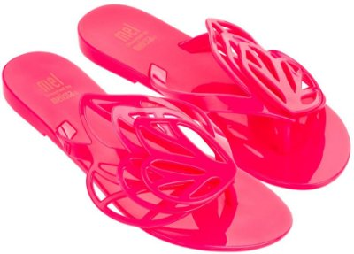 MELISSA NEW FLY 31898MP - ROSA NEON FLUOR
