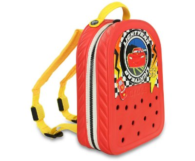 MOCHILA CROCSLIGHT BACKPACK DISNEY CARS - 35172 - FLAME/YELLOW