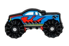 JIBBITZ MONSTER TRUCK BLUE - UNICA