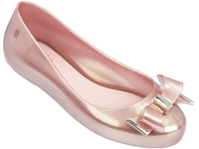 MELISSA MEL SPACE LOVE 31957 - ROSE DOCH METALIZADO