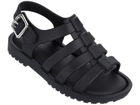 MINI MELISSA FLOX 31675MP - PRETO