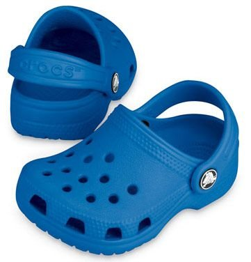 CALCADO CROCS LITTLES 11441 - SEA BLUE
