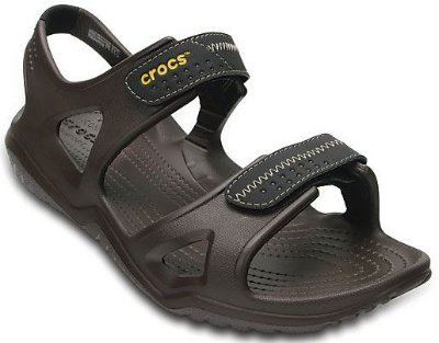 SWIFTWATER RIVER SANDAL M  203965 - ESPRESSO/BLACK