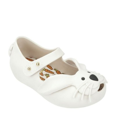 MINI MELISSA ULTRAGIRL RABBIT 31363 - BRANCO COCO