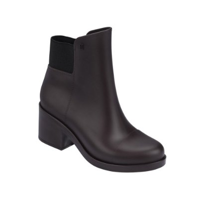 Melissa Elastic Boot - Bordo