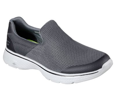 MENS SKECHERS GO WALK 4 - 54152 - CHARCOAL