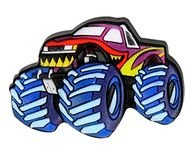 JIBBITZ MONSTER TRUCK ROXO 00096 -