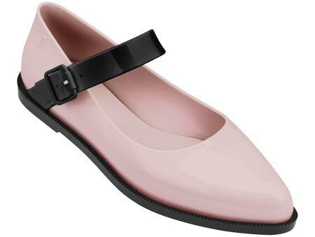 MELISSA MARY JANE 32333MG - ROSA/PRETO