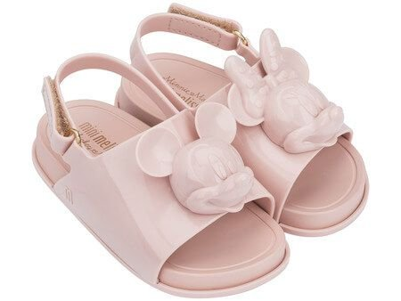 MINI MELISSA BEACH SLIDE + DISNEY 32284 - ROSA CAMEO
