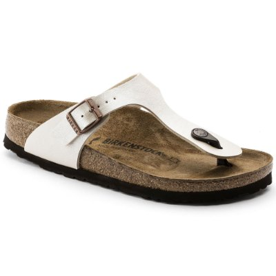 Sandália Birkenstock Gizeh BF Graceful Antique Lace - Feminino