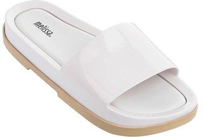 Melissa Beach Slide Platform - Bege/Branco