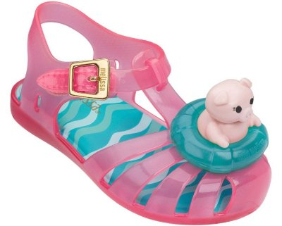 MINI MELISSA ARANHA XI 32255 - ROSA HAPPY