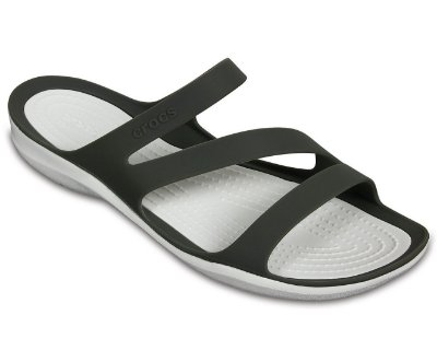 CALÇADO SWIFTWATER SANDALS WOMEN - 203998 - SMOKE/WHITE
