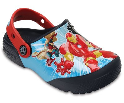 CALÇADO CROCS FUN LAB MARVEL  AVENGERS - 204120 - NAVY