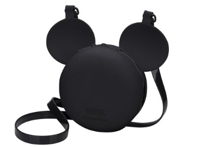 MELISSA BALL BAG + DISNEY 34132 - PRETO OPACO
