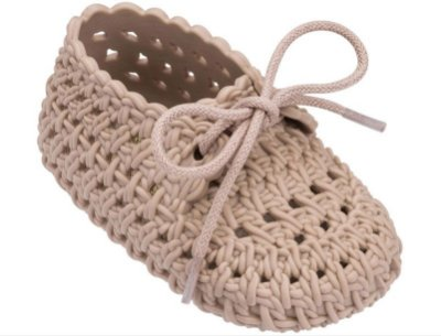 MINI MELISSA MY FIRST TRICOT - 32330 - MARROM