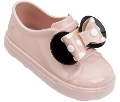 MINI MELISSA BE + MINNIE - 32261 - ROSA/PRETO
