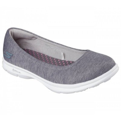 WOMENS SKECHERS GO STEP - CHALLENGE 14205 - GRAY