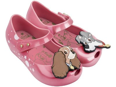 MINI MELISSA  ULTRAGIRL + LADY AND THE TRAMP 32262 - ROSA BALE DOCH
