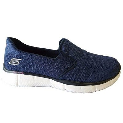 WOMENS SKECHERS EQUALIZER SAY SOMETHING 12182 - NAVY
